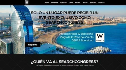 SEARCHCONGRESS BARCELONA